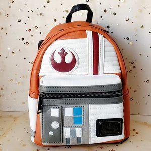 Loungefly X Star Wars Rebel Cosplay Mini Backpack